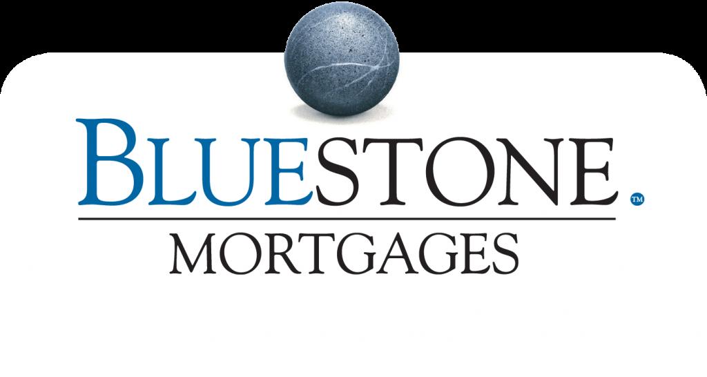 Bluestone Logo in Panel