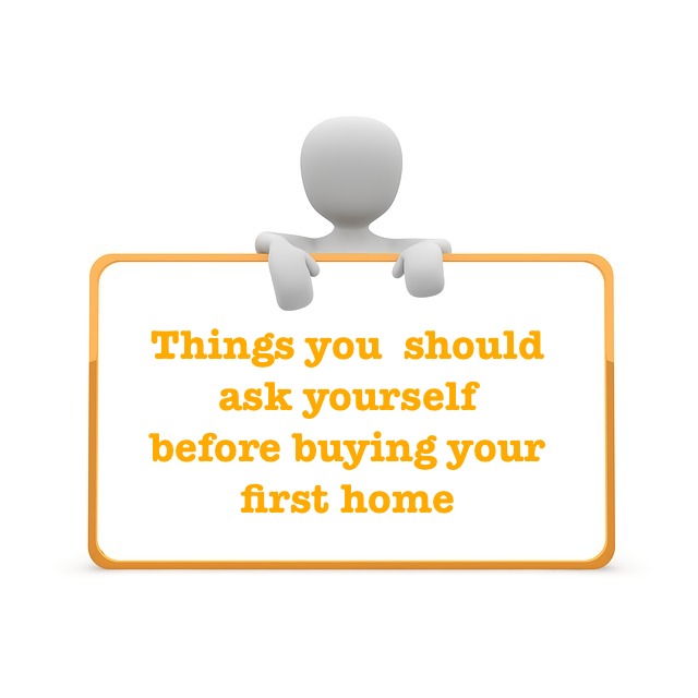 Five questions potential first-home buyers should ask themselves